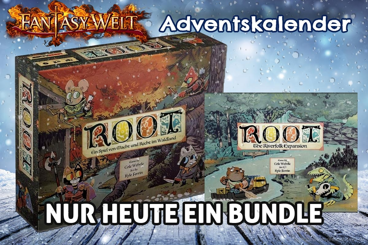 ANGEBOT // TAG 16 - 2020 - ROOT BUNDLE