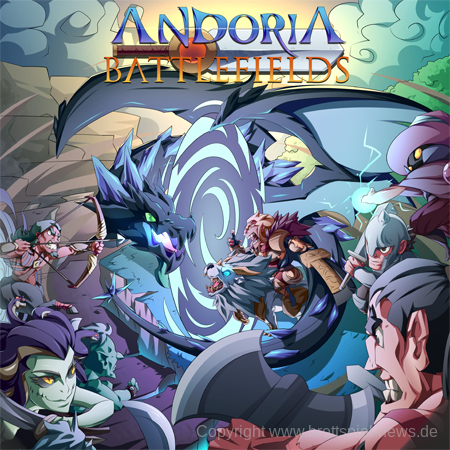 andoria battlefields