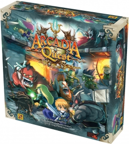 Arcadia Quest kommt bald in den Handel