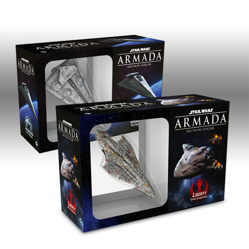 Star Wars Armada - vierte Well ab sofort im Handel