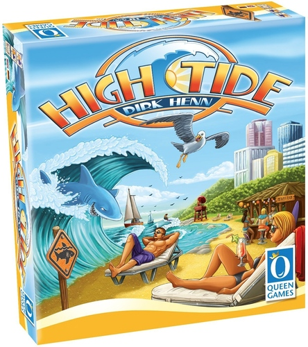 Queen Games kündigt High Tide für 2017 an