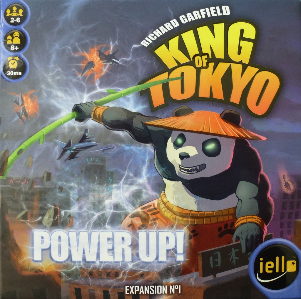 King of Tokyo – Power Up! & Monster Pack - Cthulhu