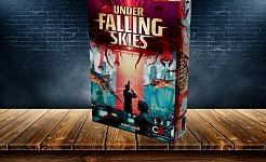 UNDER FALLING SKIES // was ist in der Box?