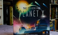 TEST // THE SEARCH FOR PLANET X