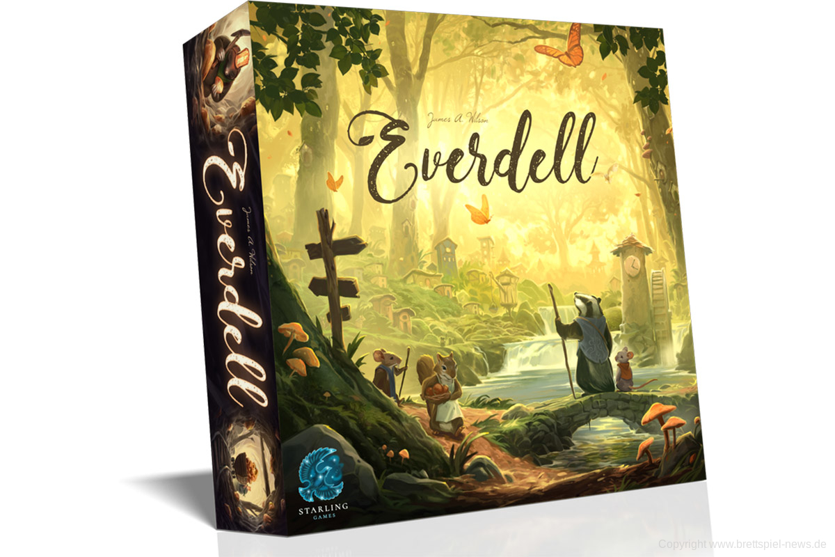 Kickstarter // Everdell collector´s edition auf deutsch