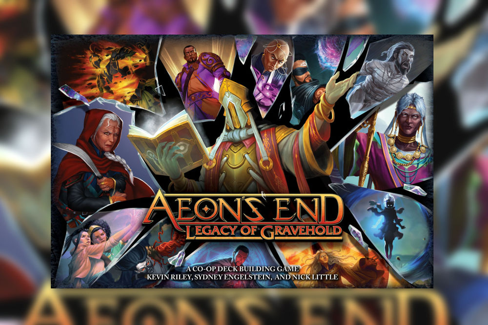 AEON'S END: LEGACY OF GRAVEHOLD