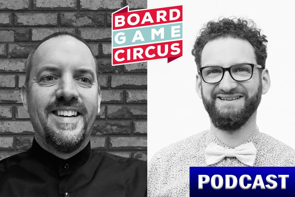 PODCAST #14 // Interview BOARD GAME CIRCUS