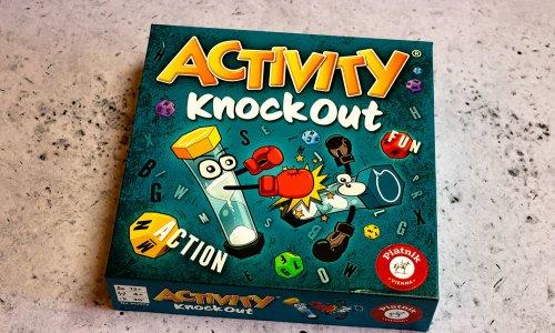 AKTIVITY KNOCK OUT // Bilder vom Spiel