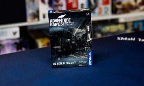 TEST // ADVENTURE GAMES – DIE AKTE GLOOM CITY