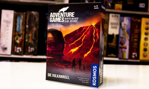 TEST // ADVENTURE GAMES - DIE VULKANINSEL