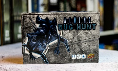 TEST // ALIENS: BUG HUNT
