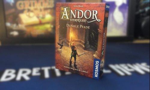 Andor StoryQuest - Dunkle Pfade   erste Bilder