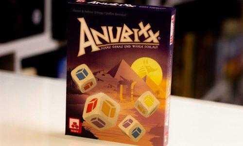 TEST // ANUBIXX