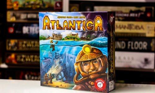 TEST // Atlantica