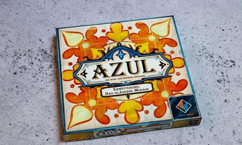 AZUL // Das Gläserne Mosaik - Bilder der Erweiterung