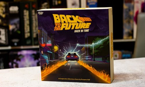 TEST // BACK TO THE FUTURE – BACK IN TIME