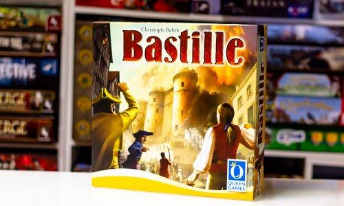 BASTILLE // Bilder vom Spielmaterial