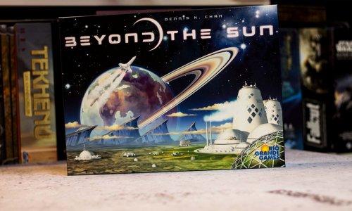 TEST // BEYOND THE SUN