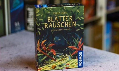 TEST // BLÄTTERRAUSCHEN - JAHRESZEITEN IM WALD
