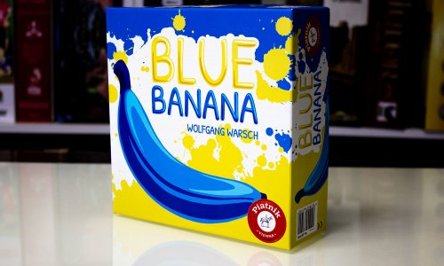 TEST // BLUE BANANA