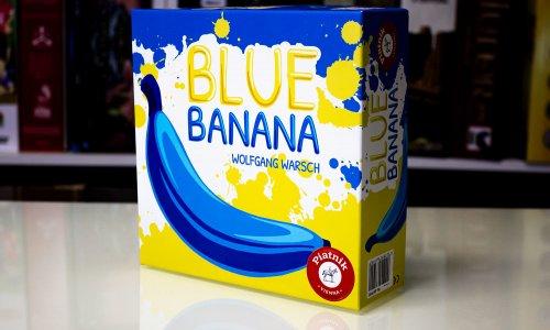 TEST // BLUE BANANA