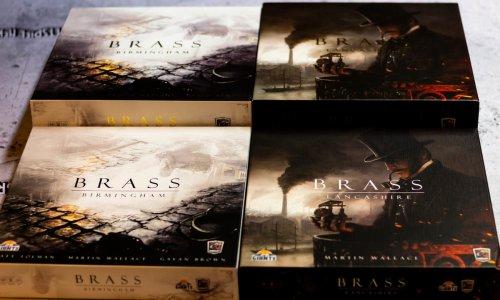 BRASS // Vergleich Retail & Deluxe Version