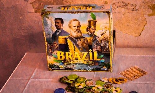 BRAZIL: IMPERIAL // erster Eindruck