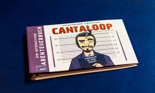 TEST // CANTALOOP