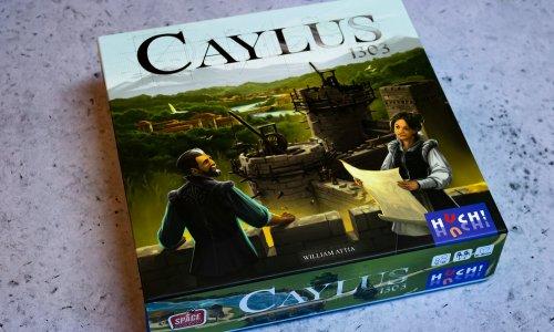 CAYLUS 1303 // Bilder vom Spiel