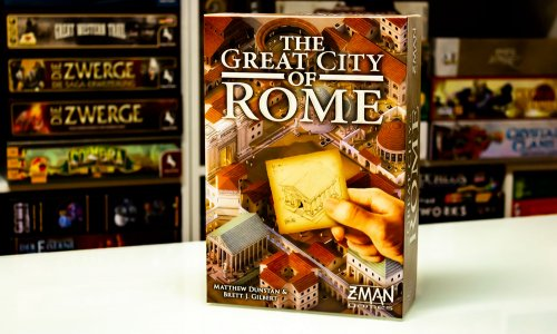 TEST // City of Rome