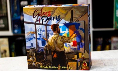 COLORS OF PARIS // wieder verfügbar