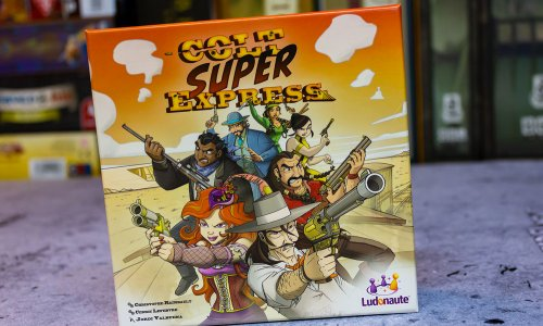 TEST // SUPER COLT EXPRESS