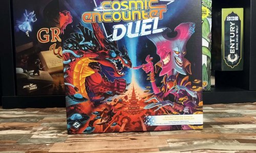 TEST // COSMIC ENCOUNTER DUEL