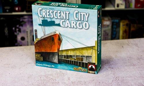 TEST // CRESCENT CITY CARGO