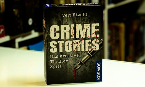 TEST // CRIME STORIES