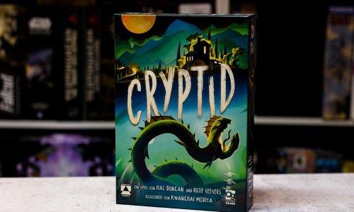 TEST // CRYPTID
