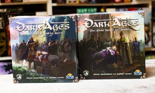 DARK AGES // ist erschienen