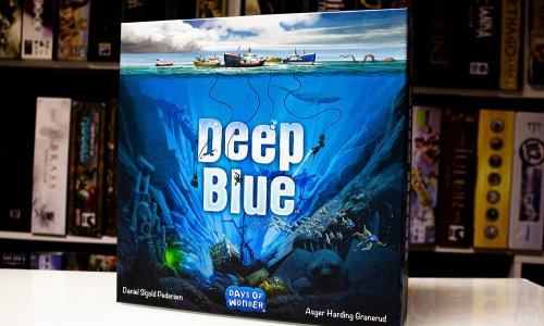 DEEP BLUE // Das Spielmaterial