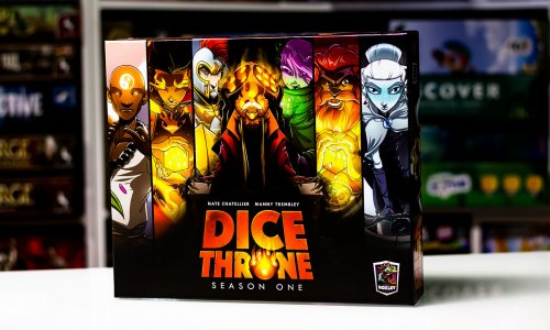 TEST // Dice Throne: Season One
