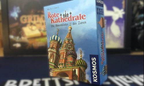 Die Rote Kathedrale   erscheint im Oktober 2021