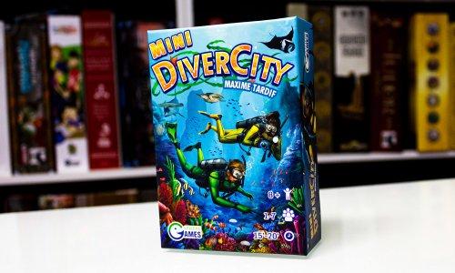 DIVER CITY // Erste Bilder vom Spiel