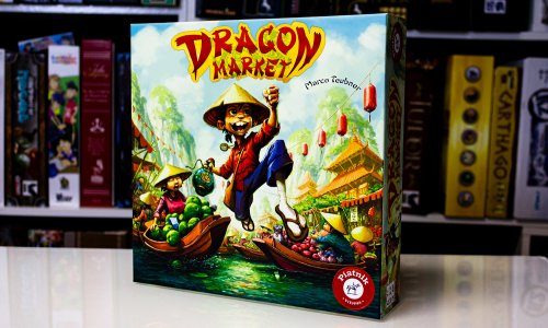 TEST // DRAGON MARKET