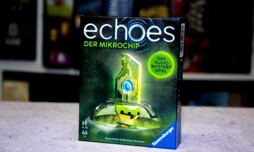 echoes – Der Mikrochip   ist erschienen