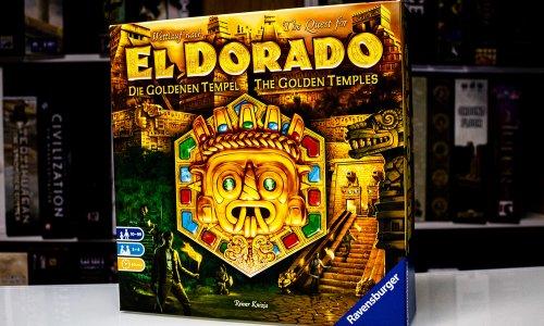 WETTLAUF NACH ELDORADO // Die goldenen Temple ausgepackt