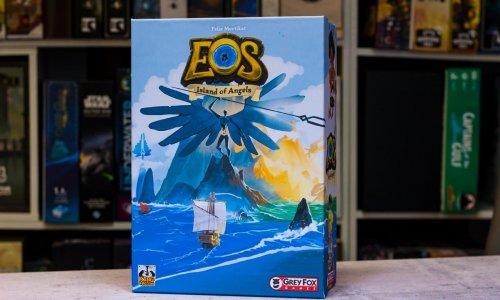 EOS // Bilder des kommenden Kickstarters
