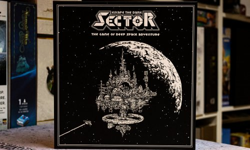 TEST // ESCAPE THE DARK SECTOR