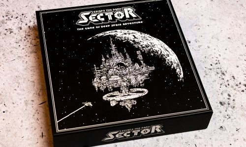ESCAPE THE DARK SECTOR// Bilder vom Spiel