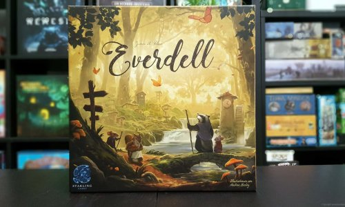 TEST // EVERDELL