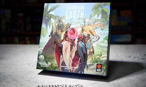 TEST // EXCAVATION EARTH