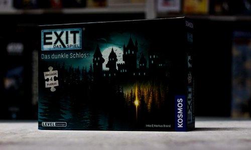 Test | EXIT – Das dunkle Schloss